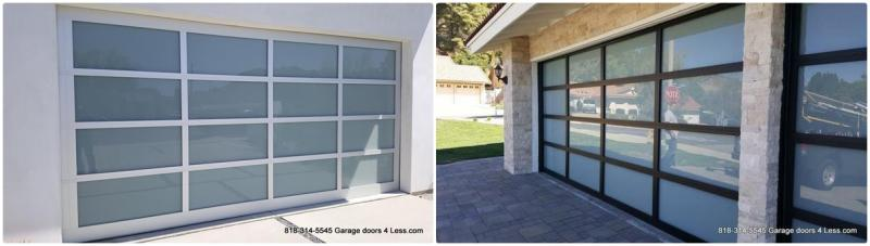 Garage doors 4 less proudly serving the san fernando for Professional garage door montrose