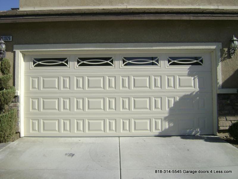 garage doors for less